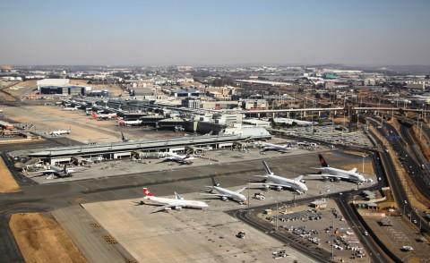 Ekurhuleni Aerotropolis aerial photo