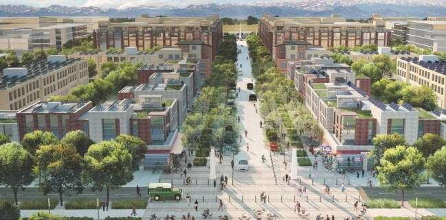 Atlanta aerotropolis blueprint mxd development strategists denver airport city malvernweather Gallery
